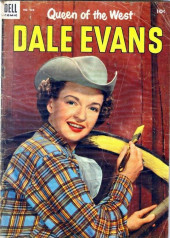 Four Color Comics (Dell - 1942) -528- Queen of the West Dale Evans
