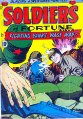Soldiers of Fortune (1951) -10- Fighting Yanks Wage War!