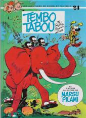 Spirou et Fantasio -24a2005- Tembo Tabou