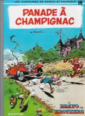 Spirou et Fantasio -19a2005- Panade à Champignac