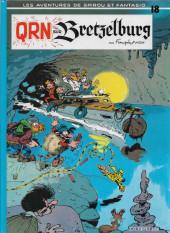 Spirou et Fantasio -18h05- QRN sur Bretzelburg