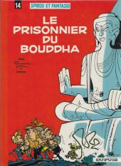 Spirou et Fantasio -14b1982- Le prisonnier du Bouddha