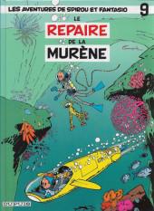 Spirou et Fantasio -9c1996- Le repaire de la murène