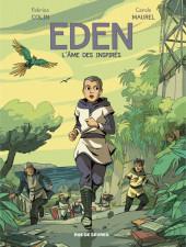 Eden (Colin/Maurel) -2- L'Âme des inspirés