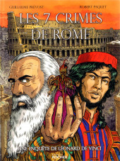 Une enquête de Léonard de Vinci -1- Les 7 crimes de Rome