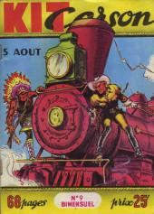 Kit Carson -9- La guerre du chemin de fer
