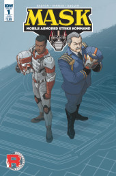 MASK: Recontruction (2016) -1- Issue 1