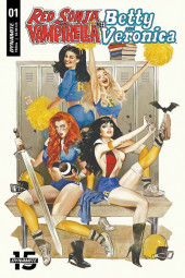 Red Sonja & Vampirella Meet Betty & Veronica -1- Issue 1