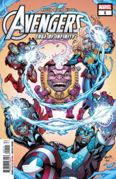 Avengers - Edge of Infinity (2019) -1- Head Games