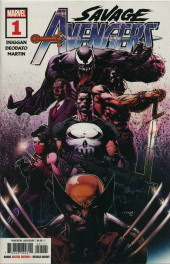 Savage Avengers (2019) -1- Issue #1