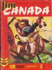 Jim Canada -210- Les fugitifs
