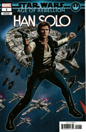 Star Wars - Age of Rebellion - Han Solo -1B- Running from the Rebellion