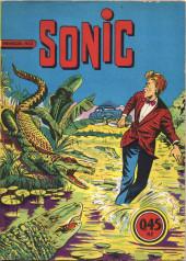 Sonic (SEG) -2- L'enfant du cirque