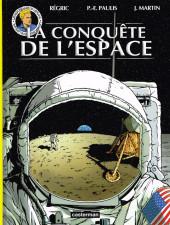 Lefranc (Les voyages de/Les reportages de) -10- La conquête de l'espace