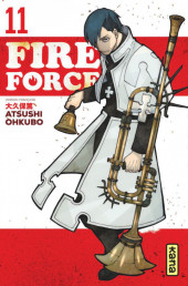 Fire Force -11- Tome 11
