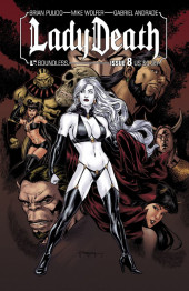 Lady Death (2010) -8- Issue 8