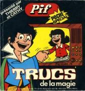 Pif Poche Spécial - Trucs de la magie