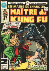 Les mains de Shang-Chi, maître du Kung-Fu (Éditions Héritage) -5051- A la merci de Pavane !
