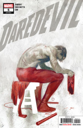 Daredevil Vol. 6 (Marvel comics - 2019) -5- Know fear - Part 5