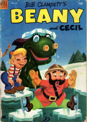 Four Color Comics (Dell - 1942) -530- Bob Clampett's Beany and Cecil