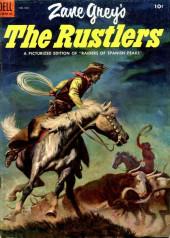 Four Color Comics (Dell - 1942) -532- Zane Grey's The Rustlers