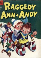 Four Color Comics (Dell - 1942) -533- Raggedy Ann & Andy