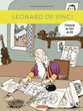 L'histoire de l'art en BD -4- Léonard de Vinci