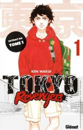 Tokyo Revengers -Extrait- Extrait tome 1