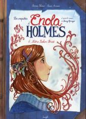Les enquêtes d'Enola Holmes -6- Métro Baker Street
