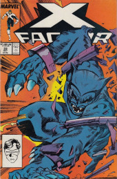 X-Factor (Marvel comics - 1986) -33- For All The World To See