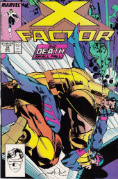 X-Factor (Marvel comics - 1986) -34- ...And Death Shall Fall