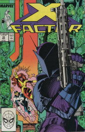 X-Factor (Marvel comics - 1986) -35- Go to the Orphan Maker!