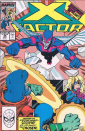 X-Factor (Marvel comics - 1986) -44- Judgement War Part 2