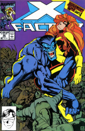 X-Factor (Marvel comics - 1986) -46- Judgement War Part 4: Exchange