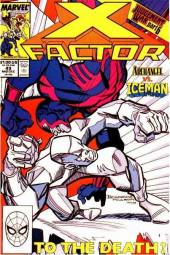 X-Factor (Marvel comics - 1986) -49- Judgement War Part 6: Power Struggle