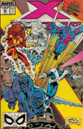 X-Factor (Marvel comics - 1986) -50- Judgement War Finale