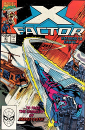 X-Factor (Marvel comics - 1986) -51- Home!
