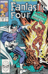 Fantastic Four (1961) -322- Between a Rock and a Hard Place!