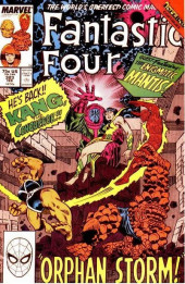 Fantastic Four (1961) -323- Orphan of the Storm!