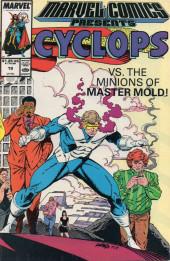 Marvel Comics Presents Vol.1 (Marvel Comics - 1988) -19- Cyclops vs. the Minions of Master Mold!