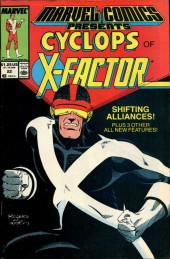 Marvel Comics Presents Vol.1 (Marvel Comics - 1988) -22- Shifting Alliances!