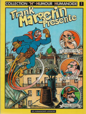 Frank Margerin présente - Tome 1b1982/05