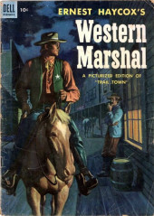 Four Color Comics (Dell - 1942) -534- Ernest Haycox's Western Marshal