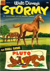 Four Color Comics (Dell - 1942) -537- Walt Disney's Stormy