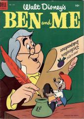 Four Color Comics (Dell - 1942) -539- Walt Disney's Ben and Me