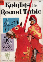 Four Color Comics (Dell - 1942) -540- Knights of the Round Table