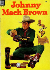Four Color Comics (Dell - 1942) -541- Johnny Mack Brown