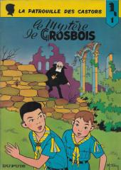 La patrouille des Castors -1b71- Le mystère de Grosbois