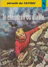 La patrouille des Castors -14b1980- Le chaudron du diable