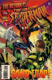 The amazing Spider-Man Vol.1 (Marvel comics - 1963) -407- Sand Trap!